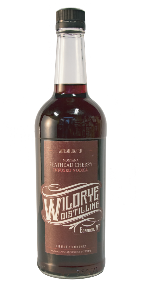 Flathead Cherry Vodka