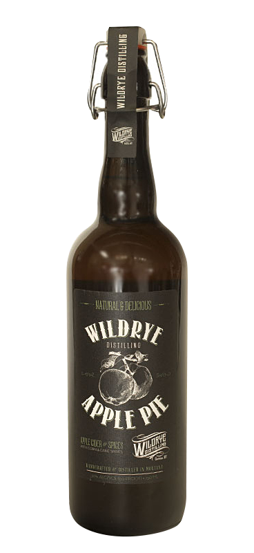 Wildrye Apple Pie