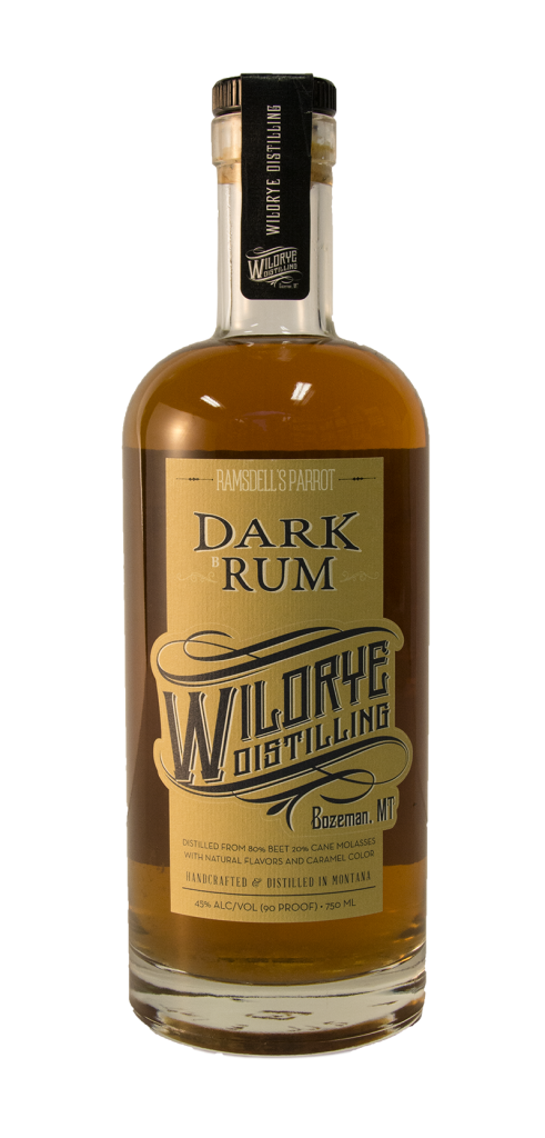 Ramsdell's Parrot Dark Rum