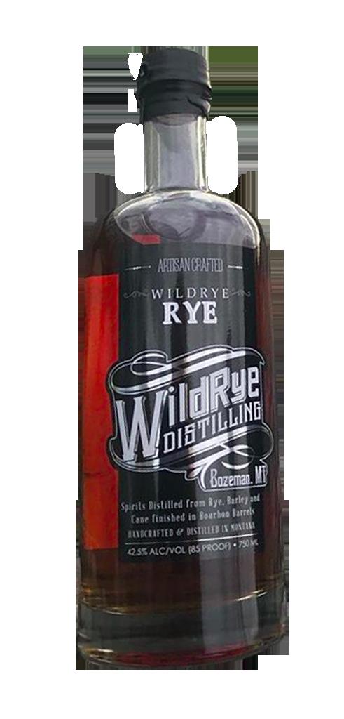 Wildrye Rye Whiskey